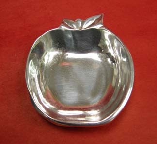Mexican Pewter - Apple Bowl